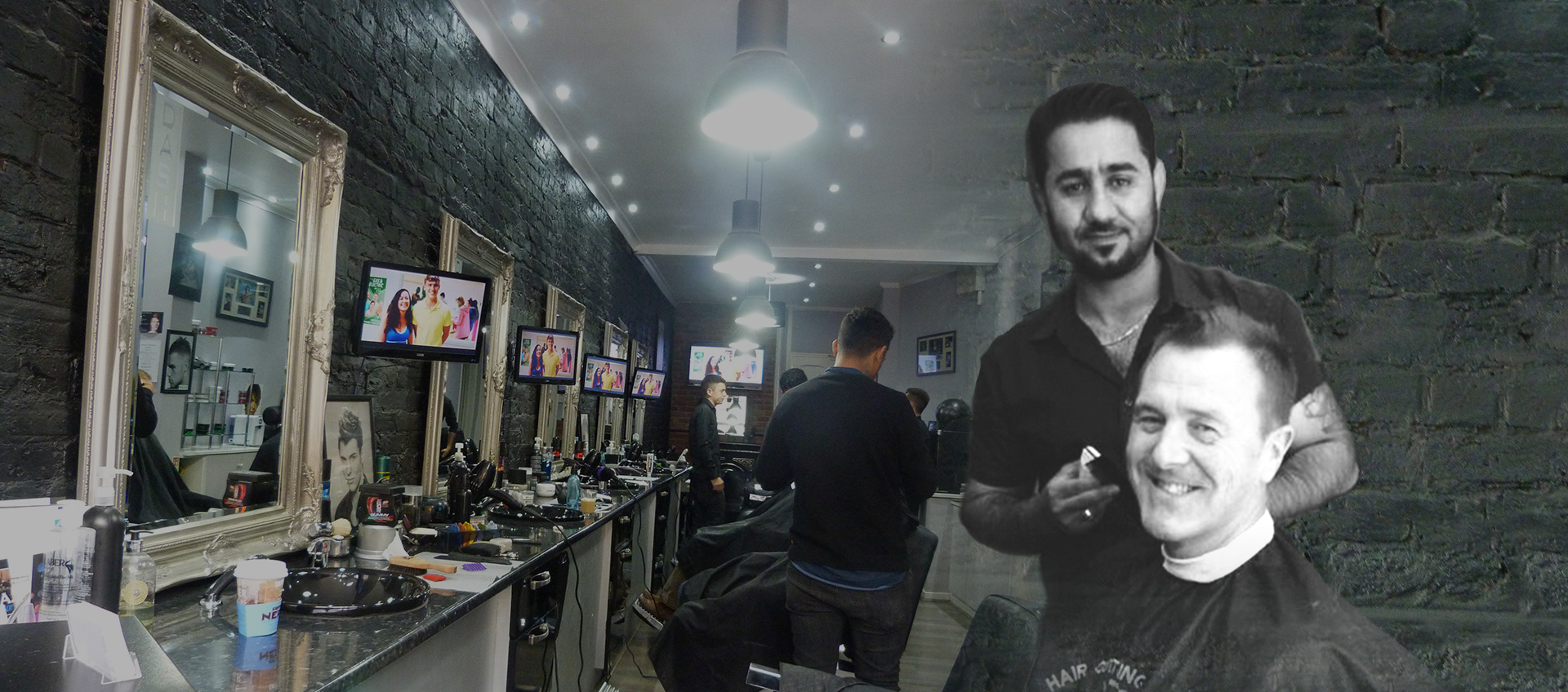 Barbers Shop Gents Hairdressers In Reigate Merstham
